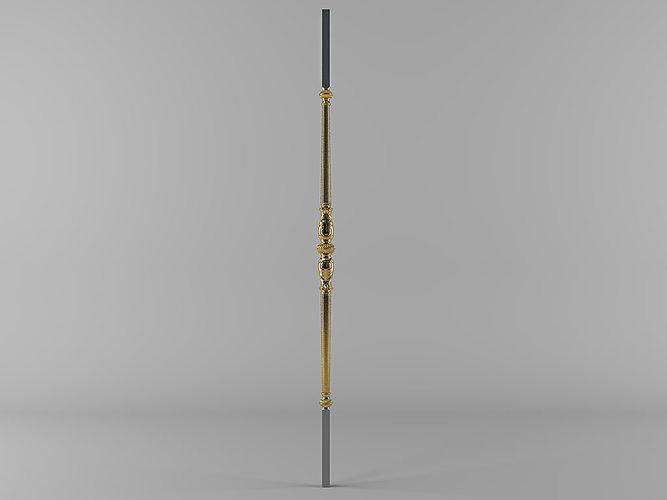 grande forge royal bl147 3d model max 1
