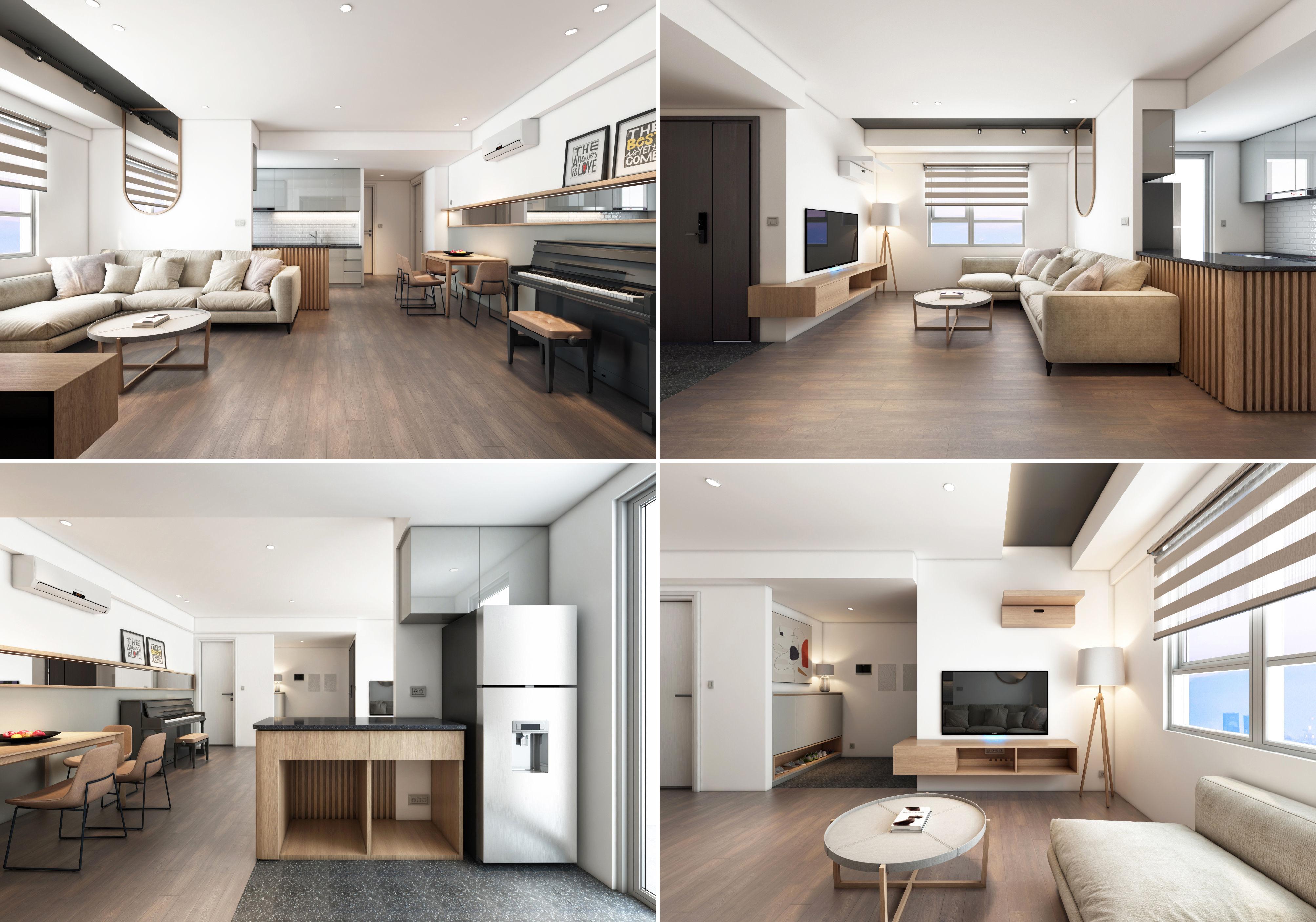 M Apartment Interior
