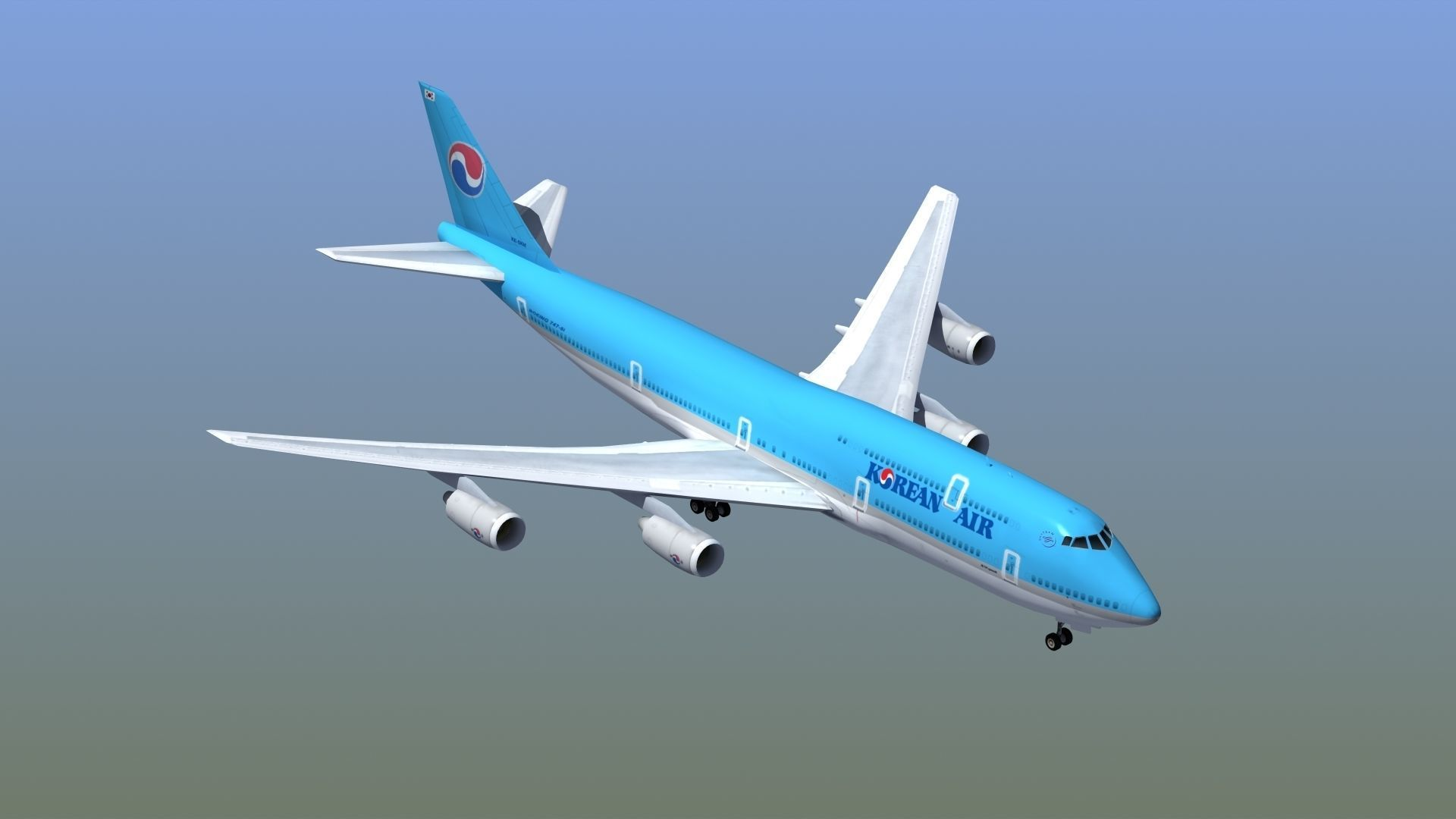 B747 Airliner