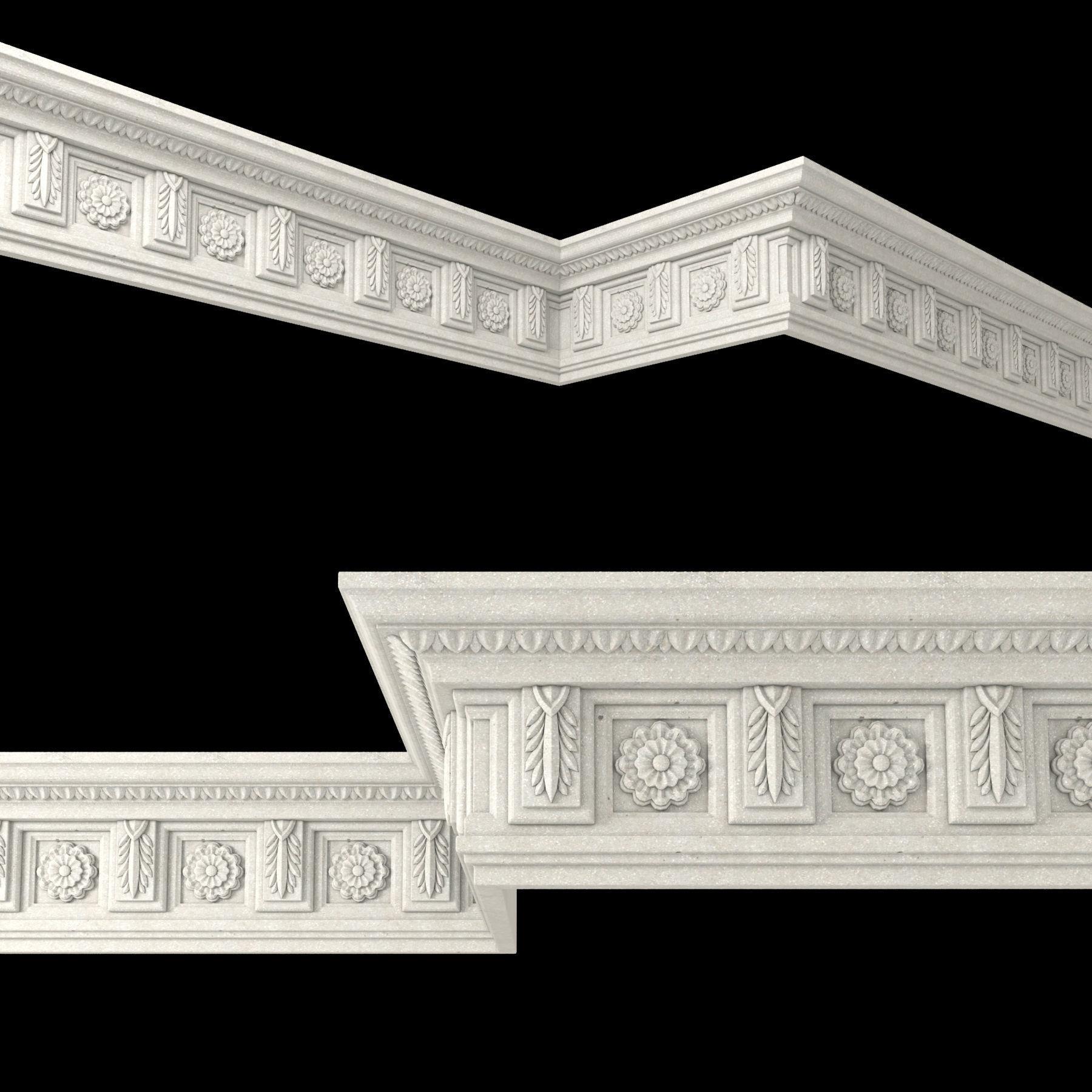 Decor molding 5