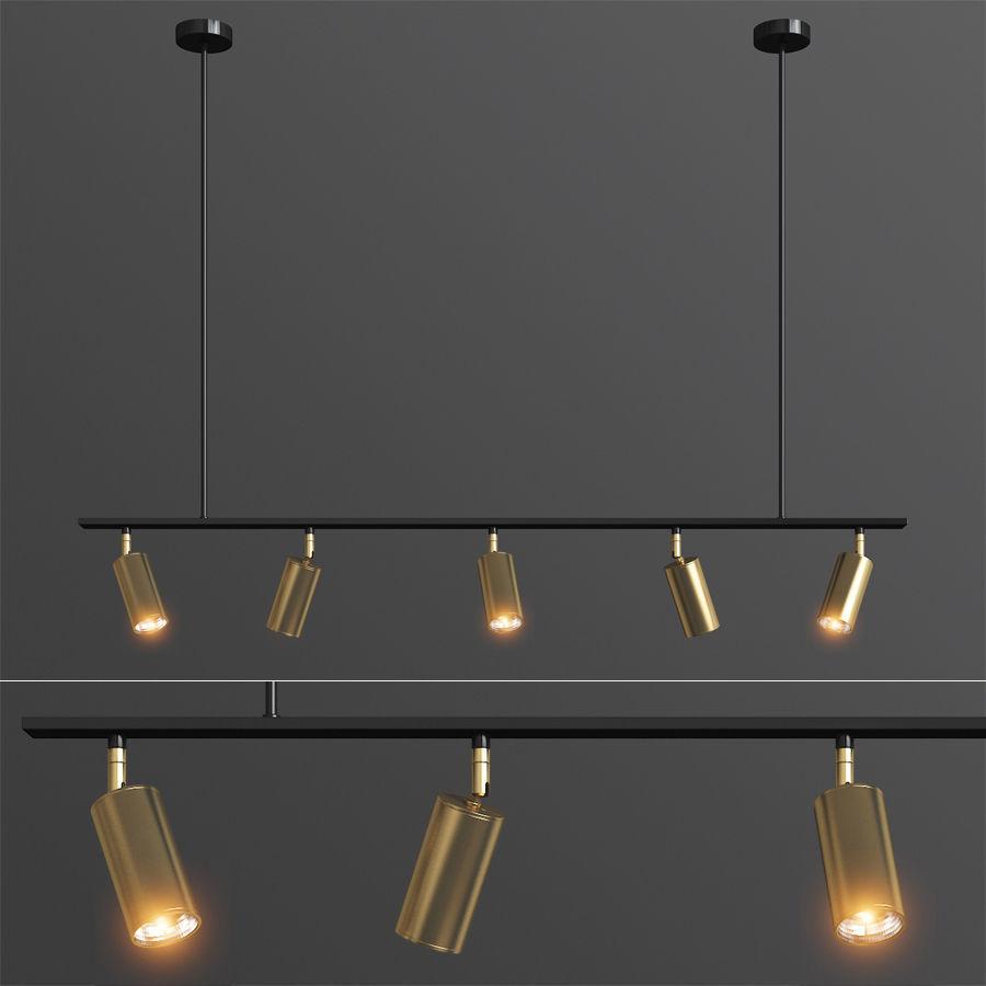 Lino Linear Spotlight Pendant Lampatron