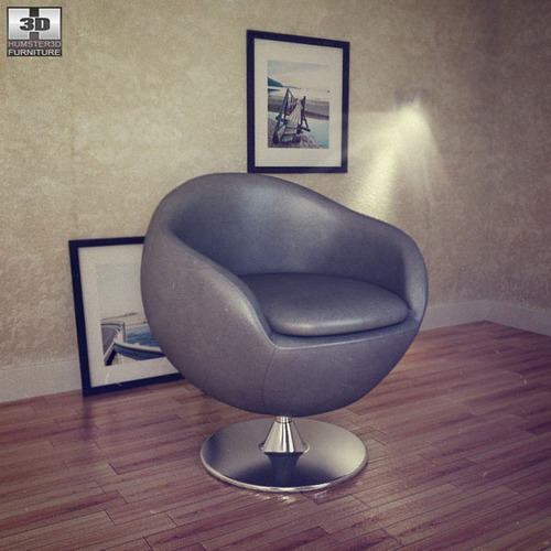 Occasional Chair Bounce Armchair3D model