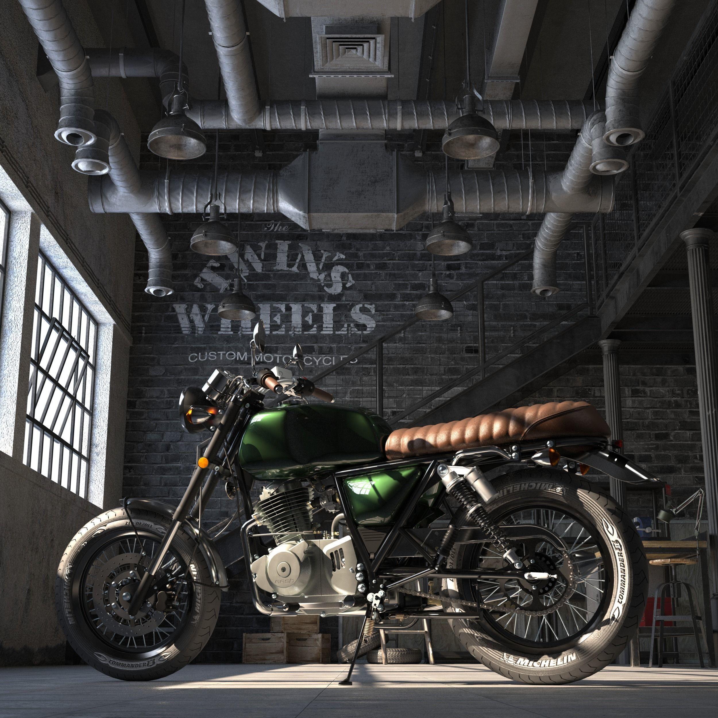 Mash Black 7 250cc