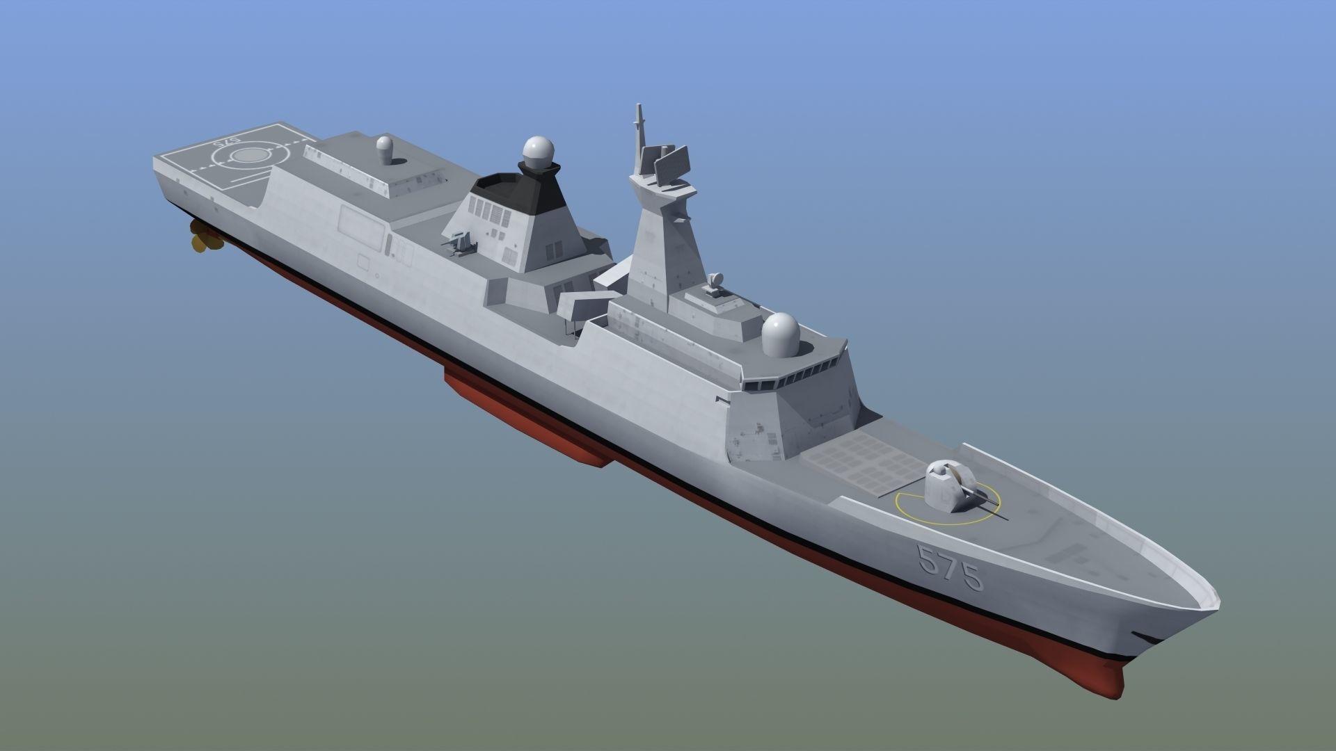 Type 054A Frigate