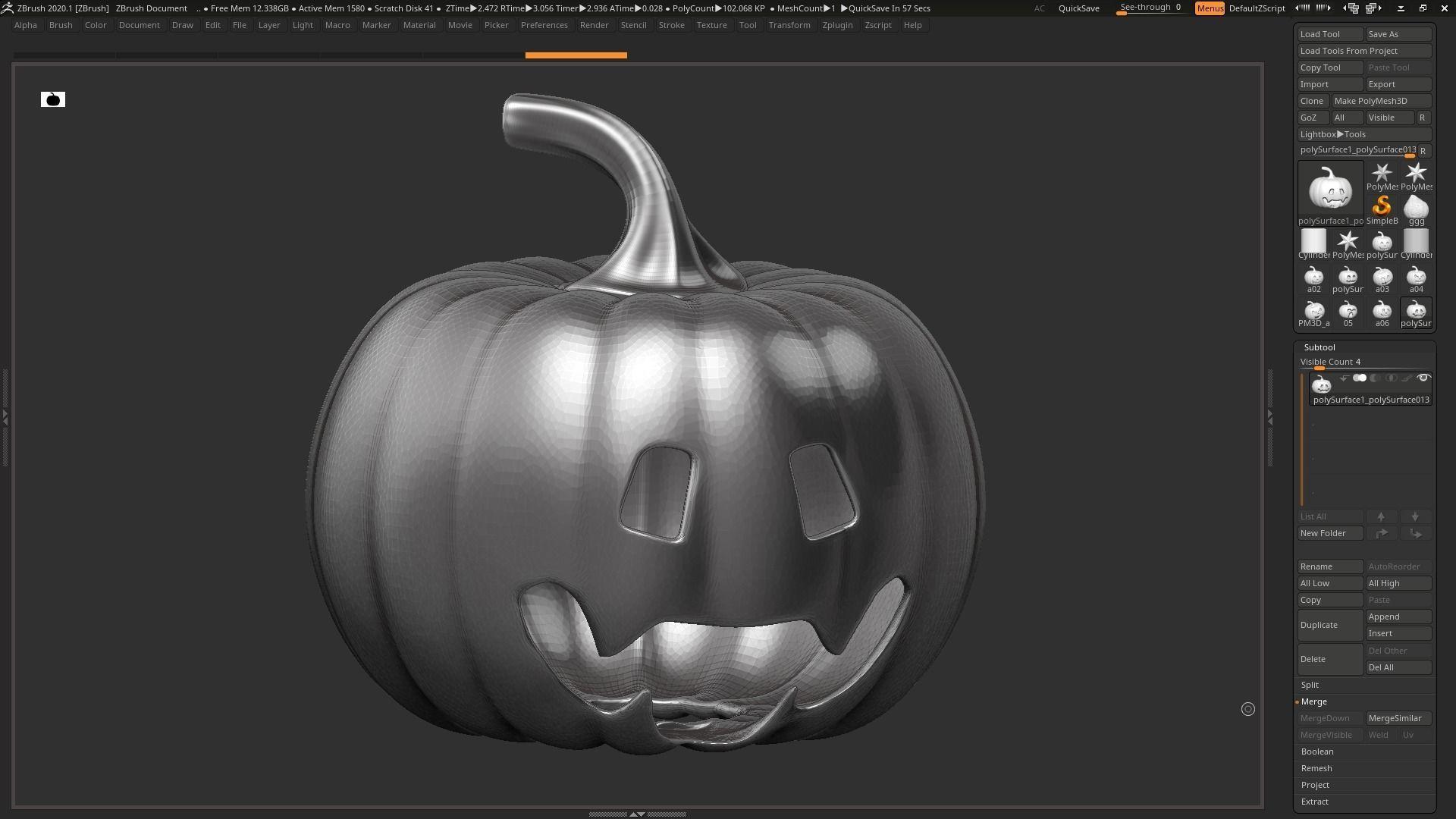 halloween pumpkin 07