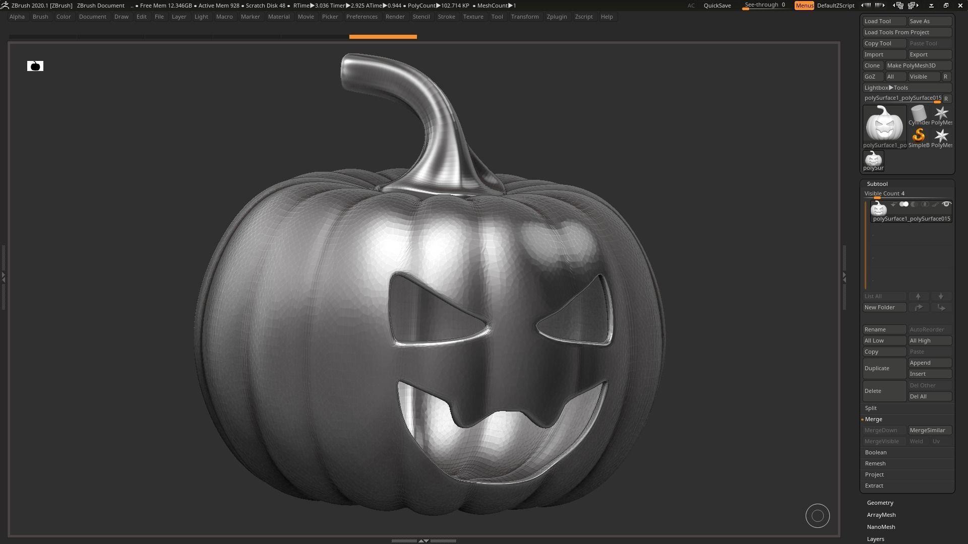 halloween pumpkin 09
