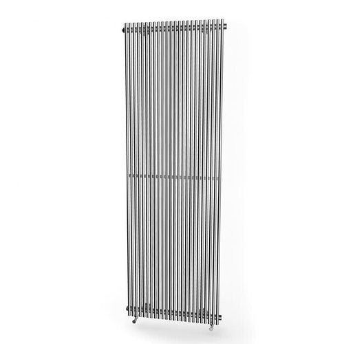 grey modern radiator - radiator 16 am91 3d model obj mtl 1