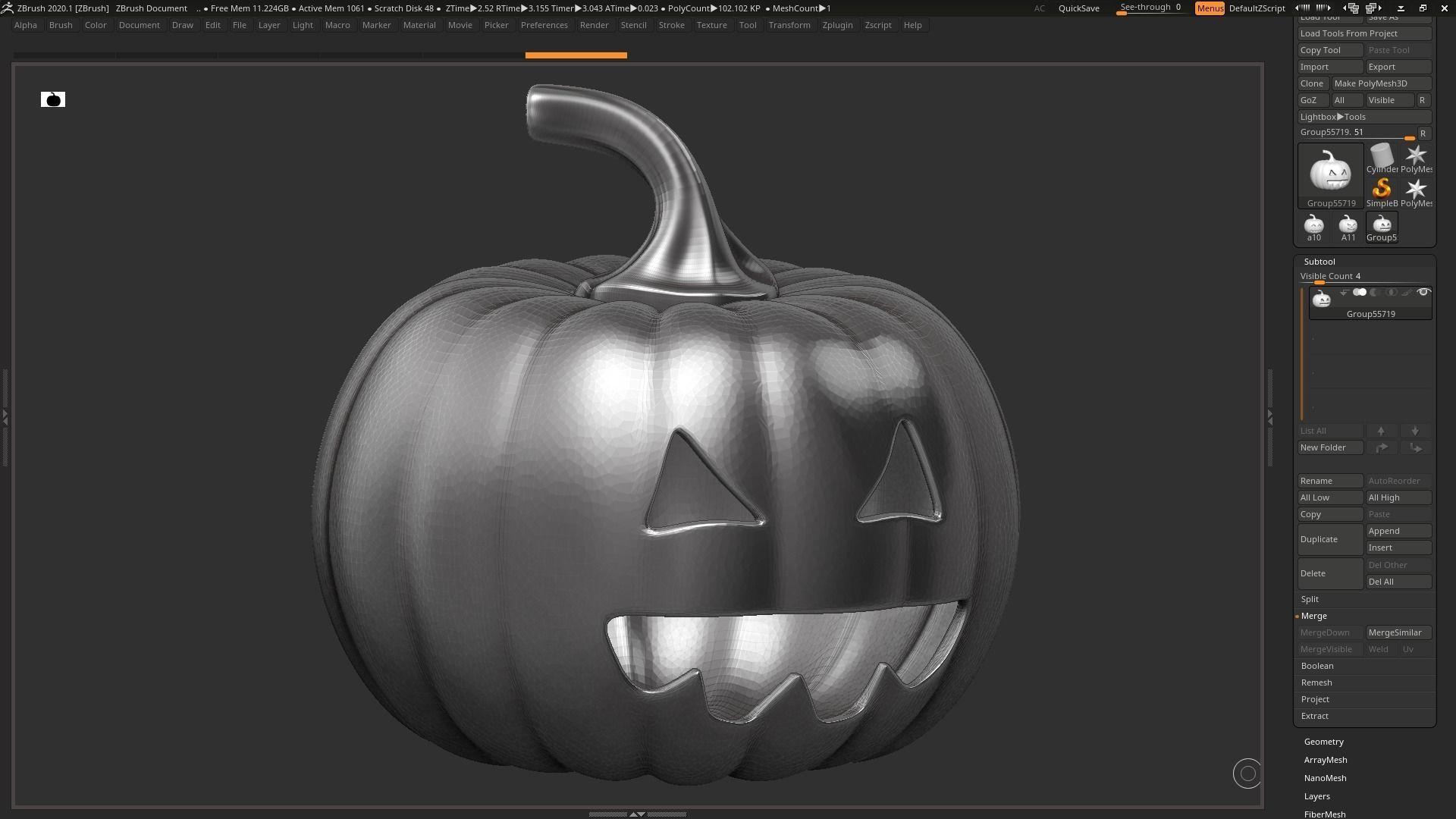 halloween pumpkin 12