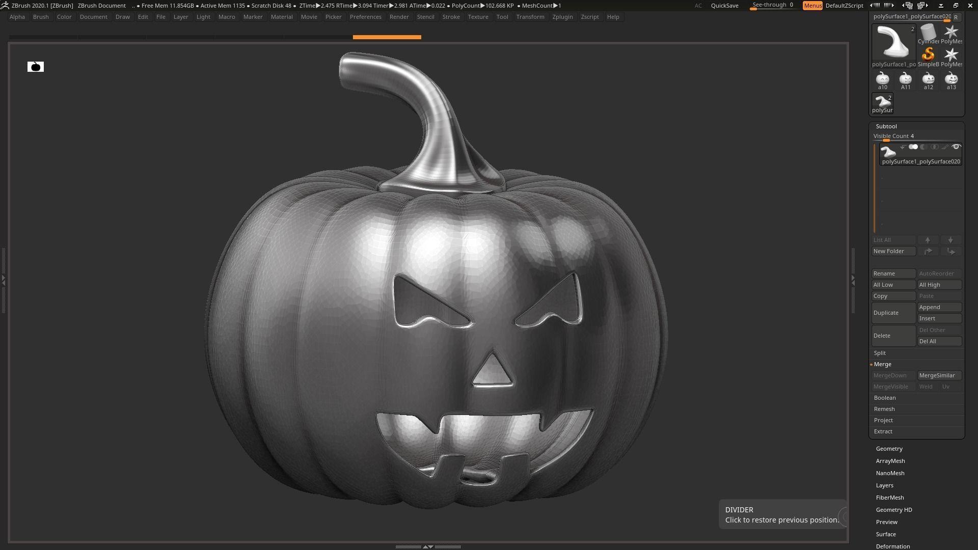 halloween pumpkin 14