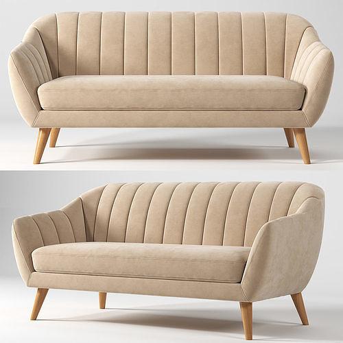 Doria Sofa Kaza do sofa