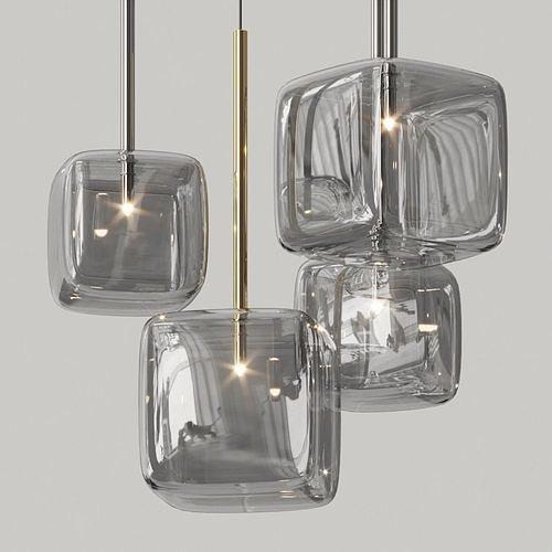 Tonelli Design Hyperion Pendant Lamps