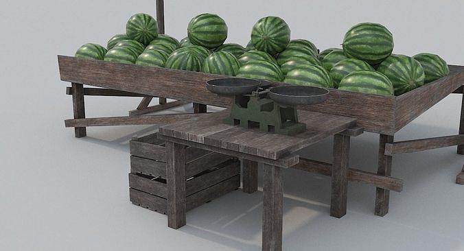 Watermelon Market
