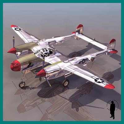 The P 38  When Lightning Strikes  Lockheed Martin