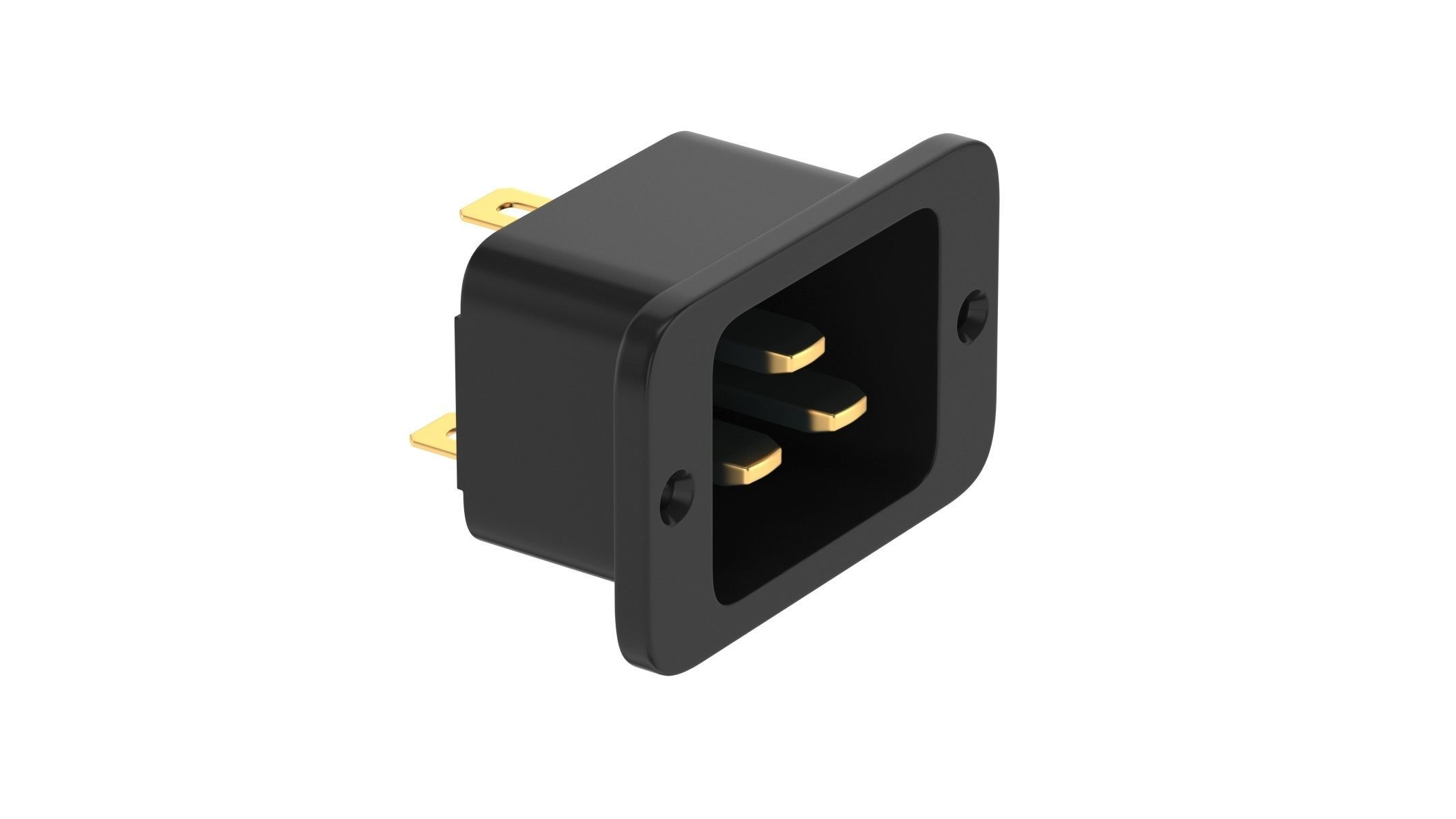 IEC 320 C20 Socket Module