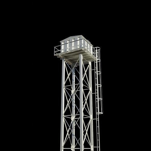 Tower Stanchion Steel Overhead Tank