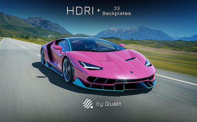 1 HDRI - Automotive 003