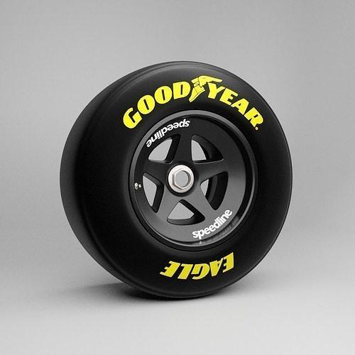 90s Speedline Formula 1 Wheel