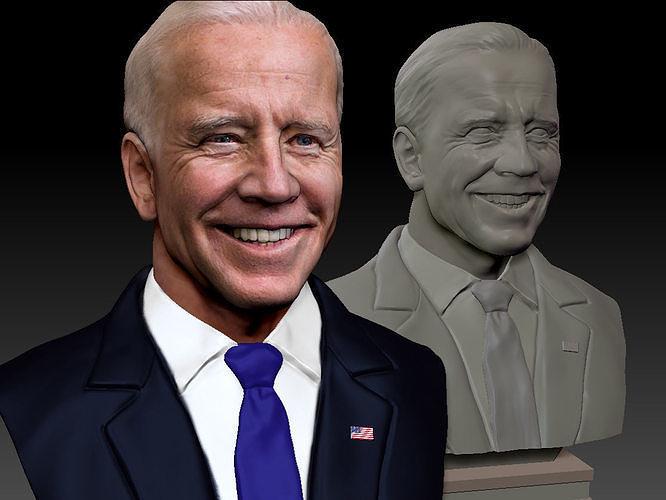 Joe Biden President Democrat Textured