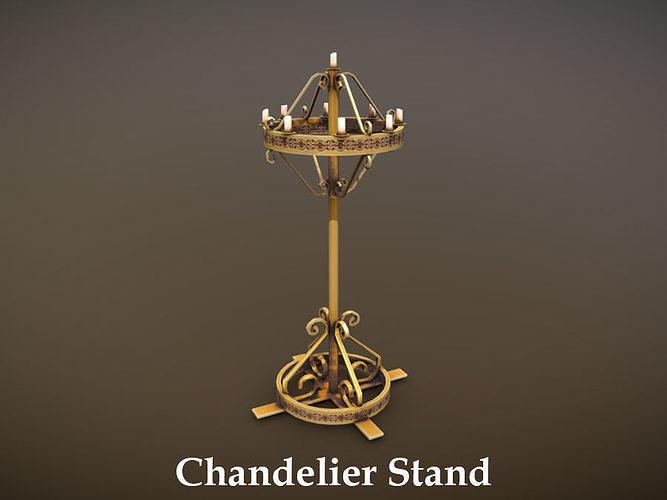 Chandelier Stand