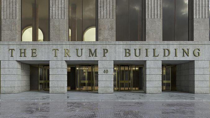 40 Wall Street - The Trump Building