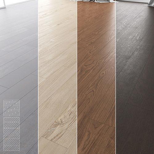 Wood Floor Set 02