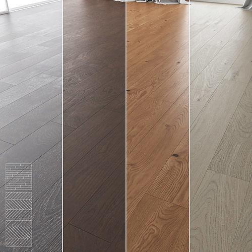 Wood Floor Set 07
