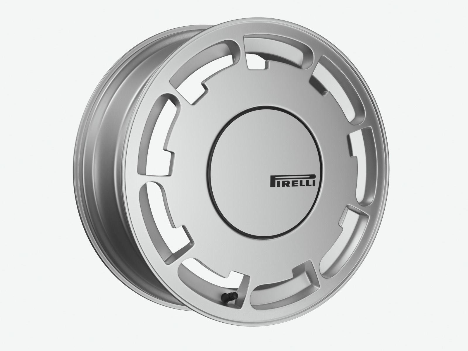 Pirelli Pslot Alloy Wheel