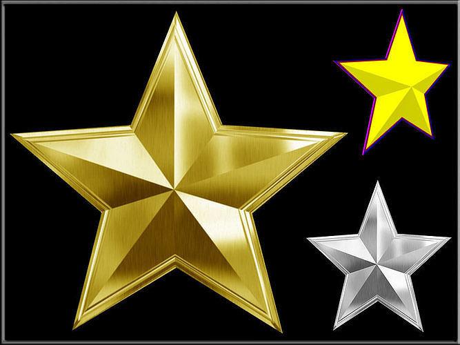 Metal Star