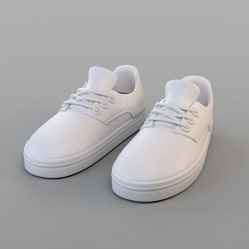 Cartoon Sand Shoes