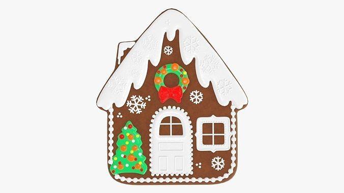 Cookie house Christmas