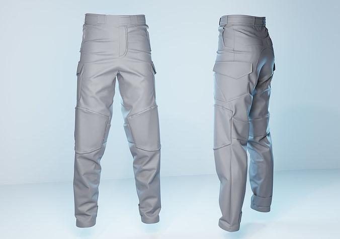 Semi Tactical Pants
