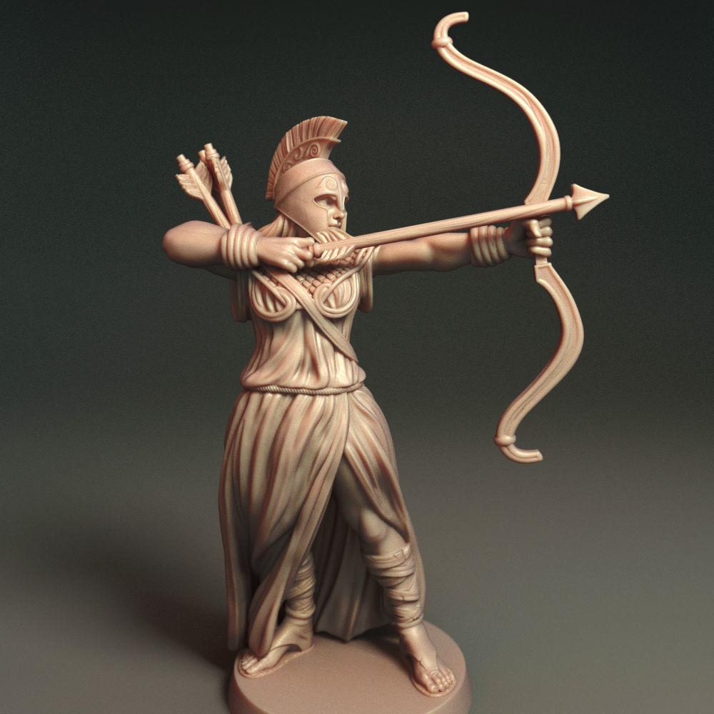 Halkyone - Daughter of Athena