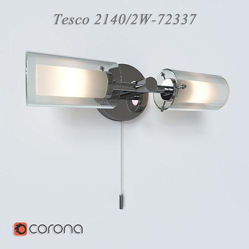 Wall lamp with switch waterproof Tesco 2140 - 2W