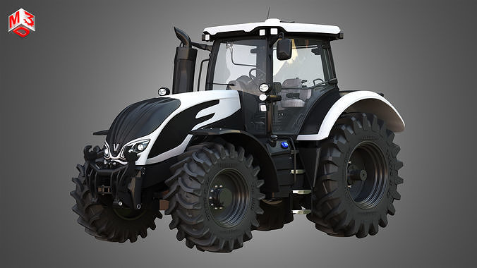 S394 - Series Tractor