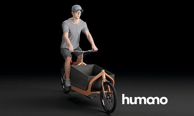 Humano Biking Woman 0709