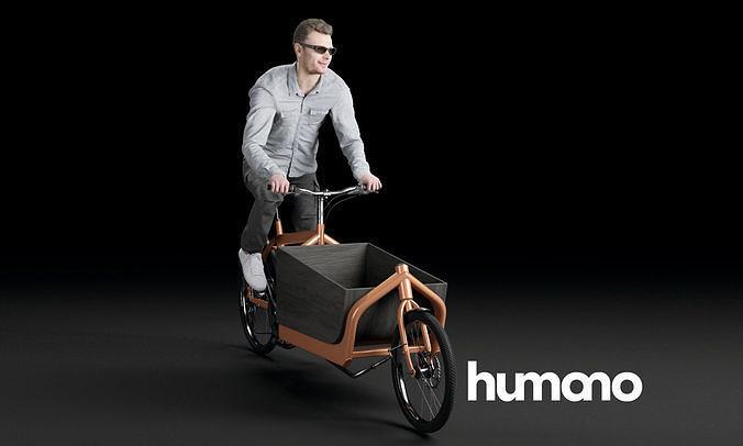 Humano Biking Woman 0710