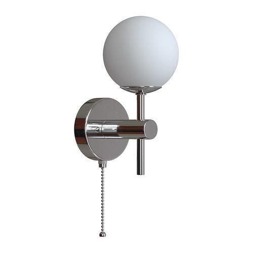 Wall lamp with switch waterproof Aqua A4444AP-1CC