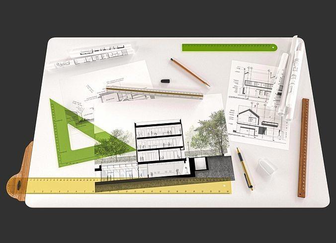 Architectural supplies Vol 02