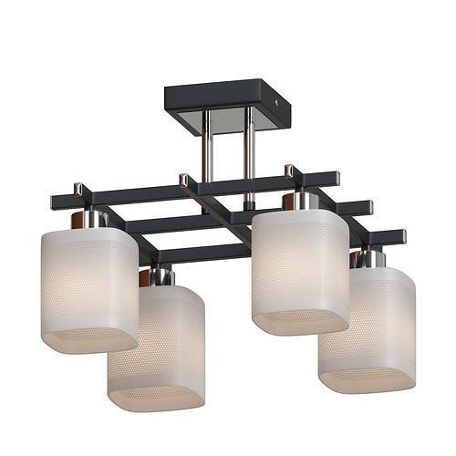 Ceiling chandelier Costanzo LSL-9007-04