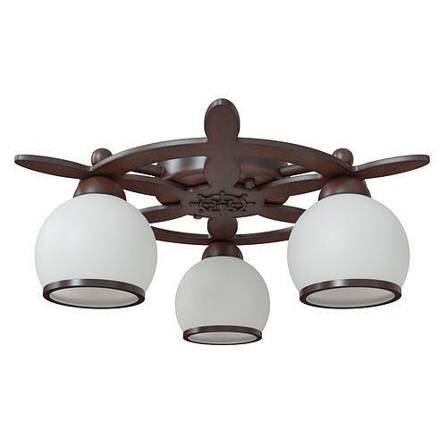 Ceiling chandelier OML-50507-03 and OML-50517-03
