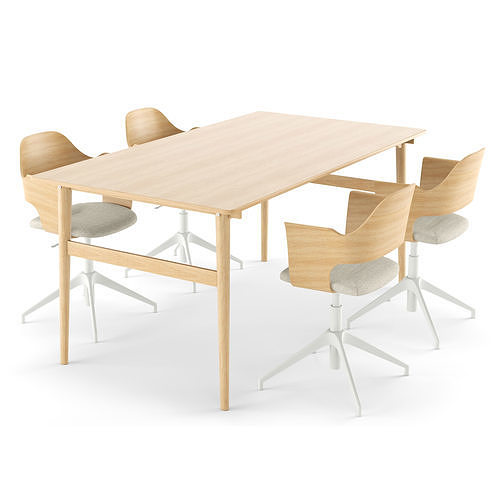 Table And Fjallberget Chair Ikea, Ikea Dining Room Table