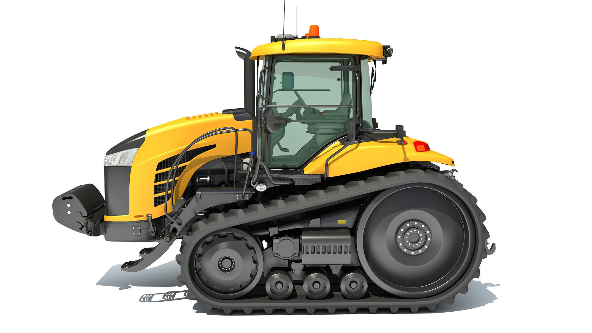 Challenger Track Tractor