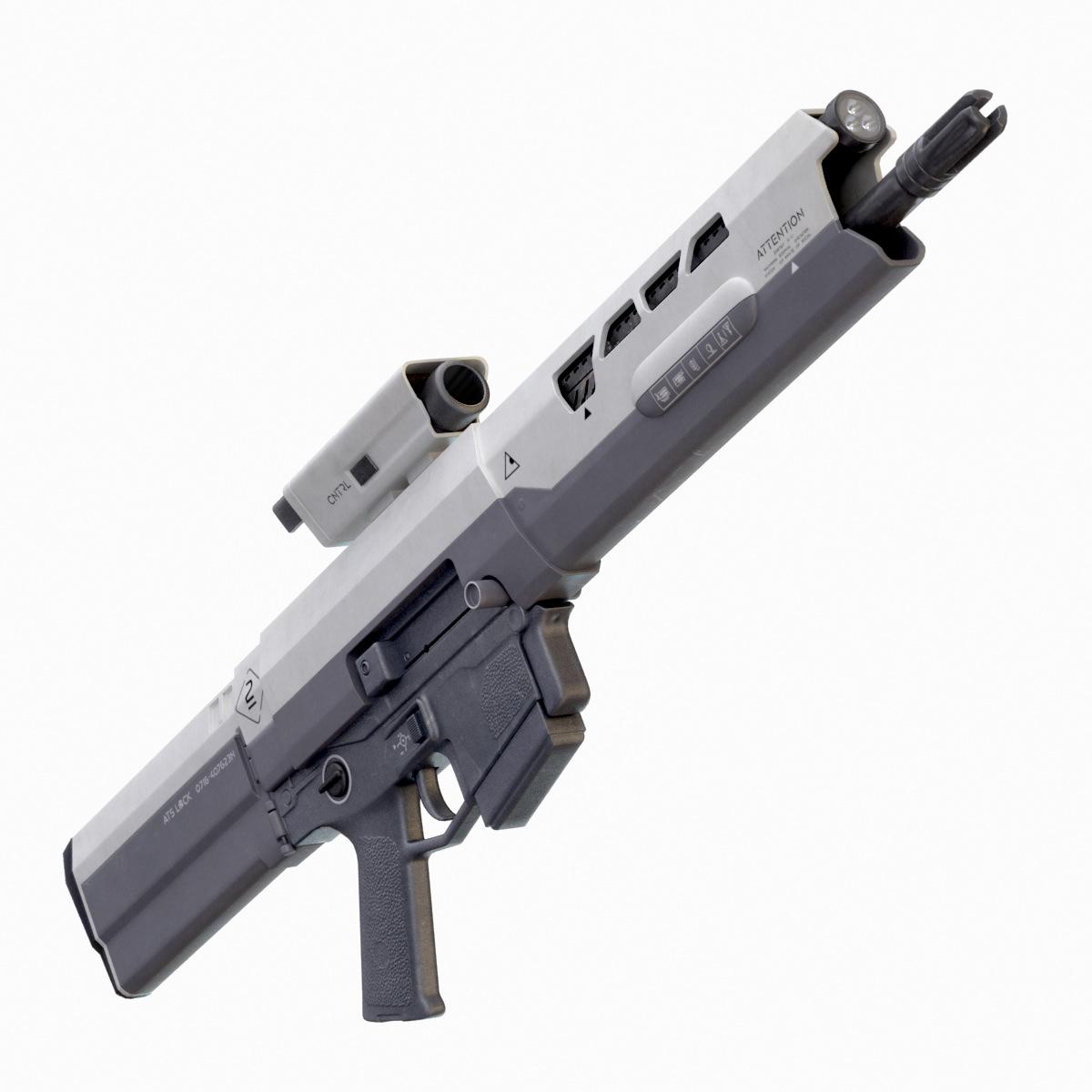 Oblivion Rifle 3D Model max obj fbx ma mb CGTradercom : oblivionrifle3dmodelfbxmambobjmaxd71e3c9d eaa7 49d8 8ad7 51027d224e86 from www.cgtrader.com size 1200 x 1200 jpeg 154kB