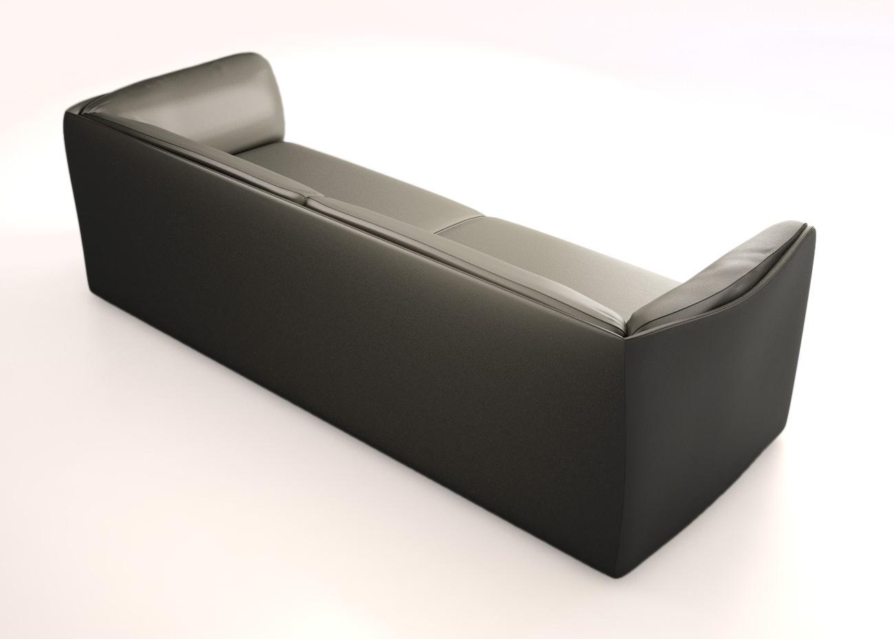Lema Ocean Drive Couch 3d Model Max Obj Cgtrader Com