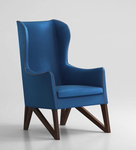 Giorgetti Mobius Armchair 2 2013 3d Model Max Cgtrader Com