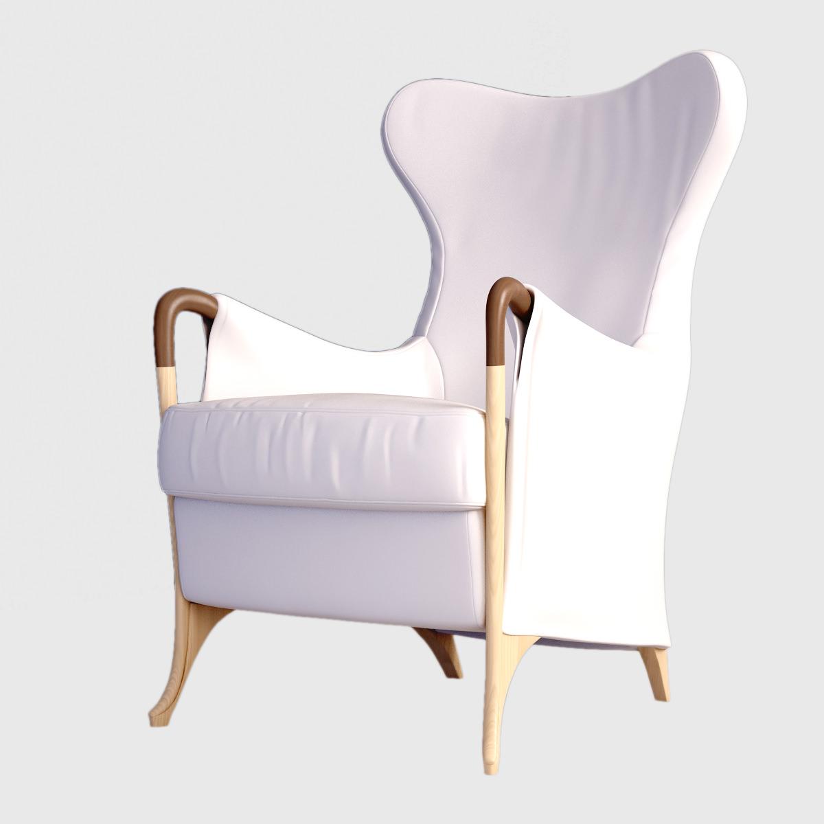Giorgetti progetti armchair 2013 3d model max for Model furniture