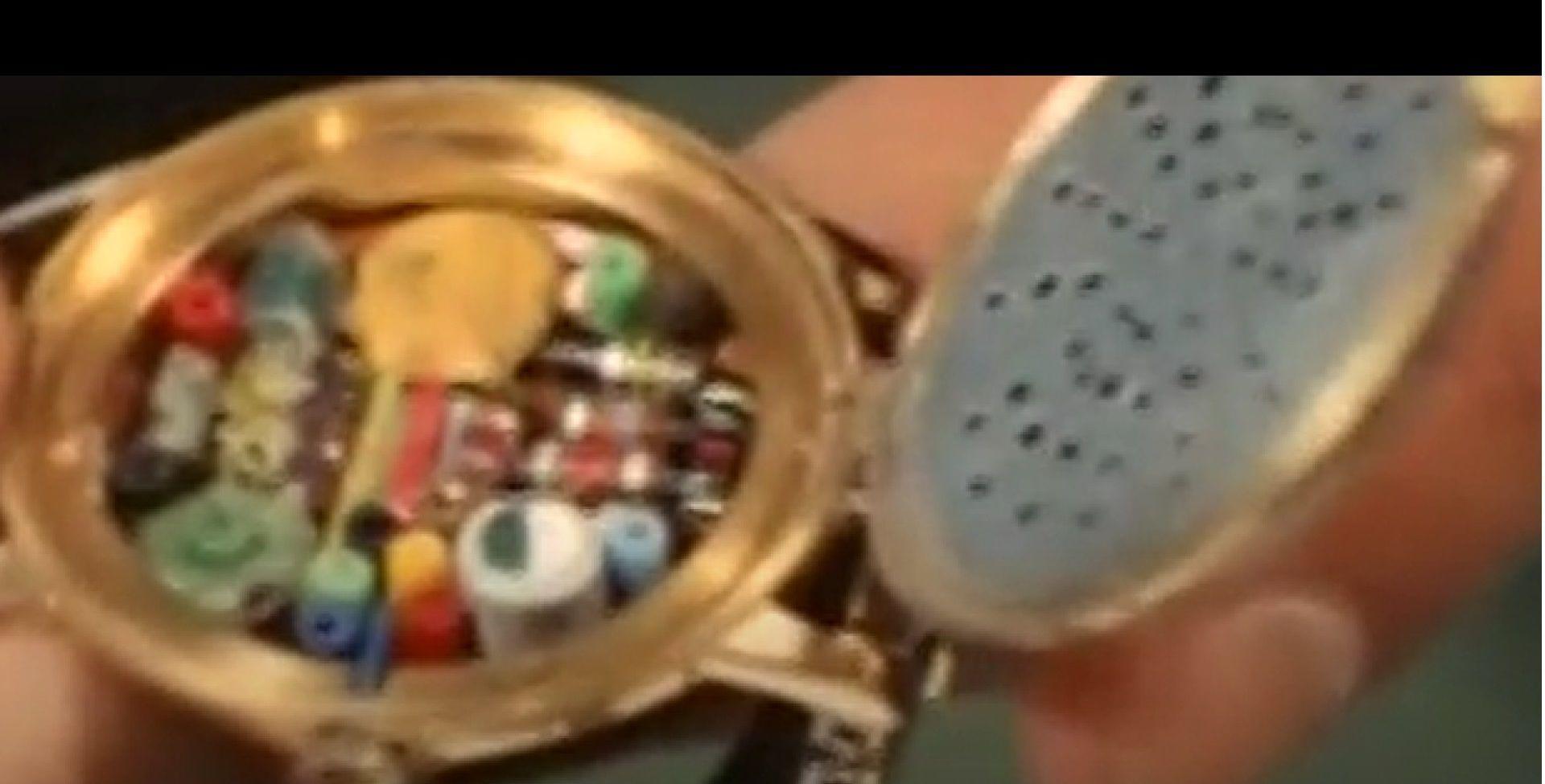 Johnny Sokko Giant Robot Wrist Watch