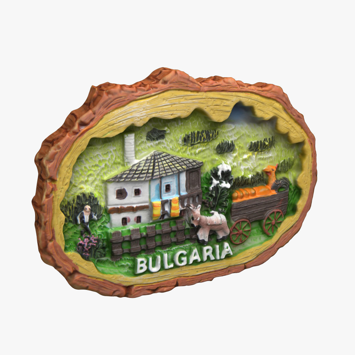 Bulgaria Magnet Souvenir