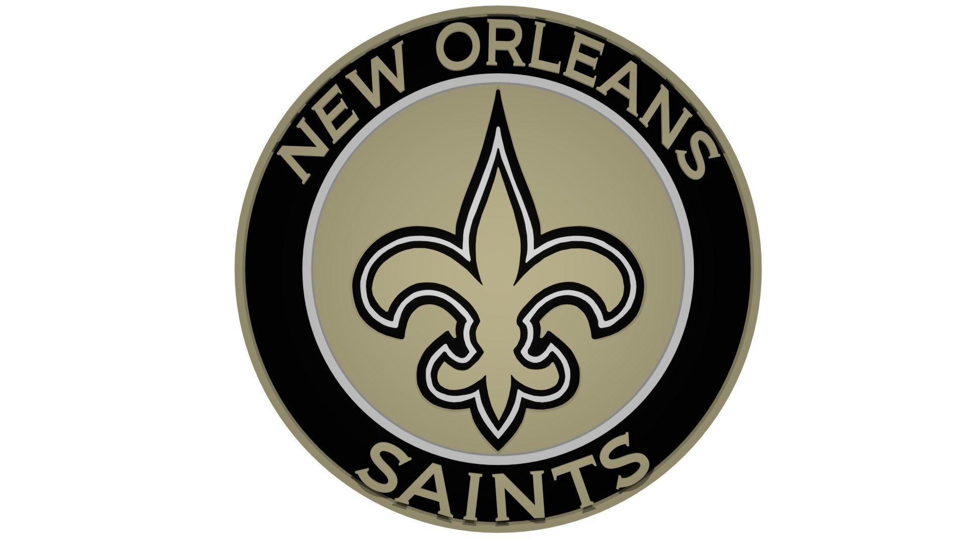 New Orleans Saints disc