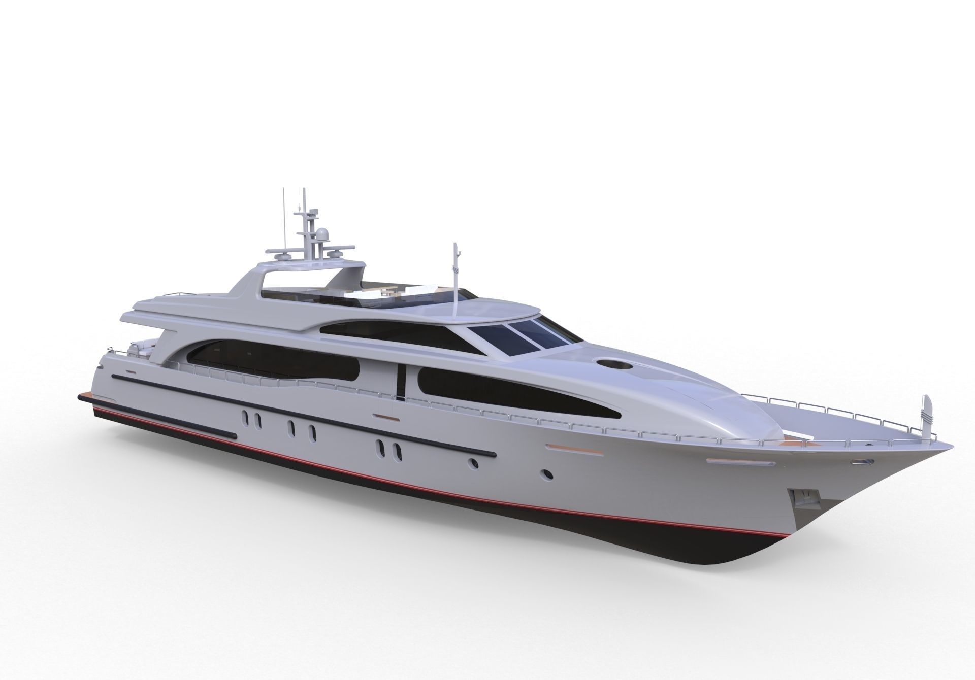 Concept Motor Yacht Enigma
